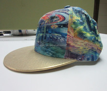 sublimation printed snapback caps wholesale price