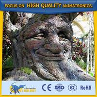 Cetnology hottest!!! Fairy tale style artificial amusement Trees for theme park decoration