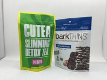Bottom gusset thermal disposable food bags for dog food/PET food bag