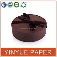 round cardboard gift box with lids wholesale alibaba china