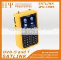 Las existencias de la fábrica de satélite buscador de satlink ws-6909