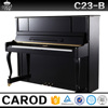 C23B 32 enony black keys keyboard instrument piano with adjustable chair