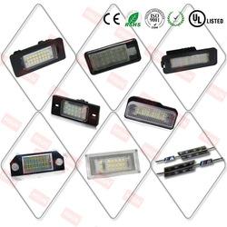led license plate lamp, led number plate light, led license plate light