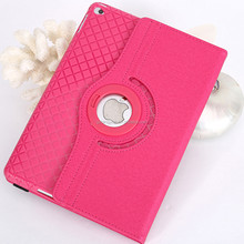 Chinese alibaba manufacture silica +pu leather custom cover case for ipad 2/3/4