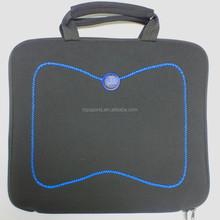 stylish neoprene girls waterproof black computer & laptop bag