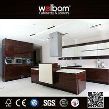 2015 Trade Assurance Guangzhou Manufacturer European Style Kitchen Furniture