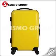 lightweight hard shell suitcase cabin luggage travel bag