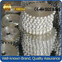 industrial plate chain wheel sprocket