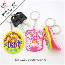 Custom plastic keychain Manufacturers / shoe keychain / soft pvc keychain