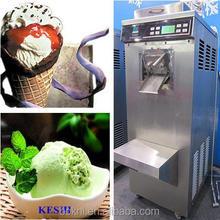 Full 304 stainless steel ice cream batch freezer BKN-120 on sale