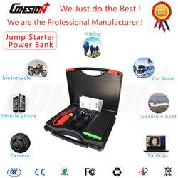 cheap Multi-Function Mini Portable Car Jump Starter 12800mAh Car Engine Emergency Battery Power Bank Fast Charge