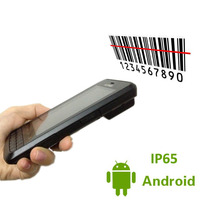 CM380 Android 4.0 Industrial Mobile PDA with CE certification