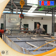 Farming equipment tapioca/manioc dryer design best selling cassava drying machine