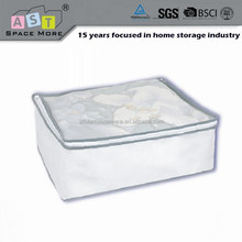 Clear quilt packing bag carrier
