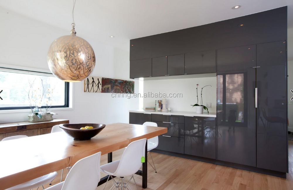 Lastest diseño asequible de alto brillo moderno mueble cocina ...