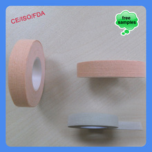 Finger White Cotton 1.25 cm Sports Tape