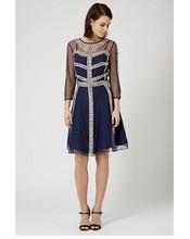 China Supplier Veil Patchwork One Piece Day Dress 2015 Summer Designer dresses