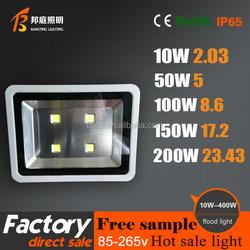 Epistar chip 200W LED Flood light for outdoor flood lighting / 200W 250W 300W flood light LED 200W