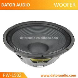 Specialize in designing loudspeaker economical audio speaker dual subwoofers 12 inch