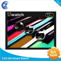 China Smart Watch Phone With Capacitive Touch Screen, GSM, GPS, Bluetooth, Camera