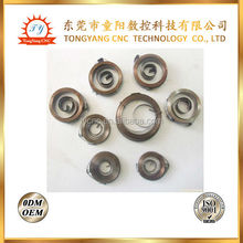 for wind-up equipment SUS301 spiral springs