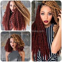100 kanekalon high temperature synthetic havana hair toyokalon havana mambo twist crochet braids