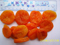 albaricoque seco entero de frutos secos
