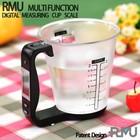 Nova escala, produto digital de medição com escala de copo adequado como balança de cozinha