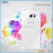 Clear TPU Gel Case for Samsung Galaxy S6 Edge Plus, for Samsung S6 Edge Plus Case, for Galaxy S6 Edge Plus Cover