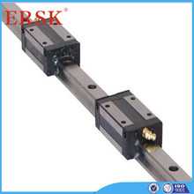 8 years professional manufacturer HGH25CC block mounting from top or bottom carbon steel linear guide profile bright bar