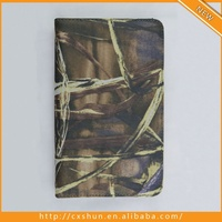 New Leather Camouflage Printing Case For Samsung Galaxy Tab 4 T330