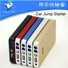Hot Selling MiniFish Car Jump Starter Auto Emergency Tool Kit Power Bank
