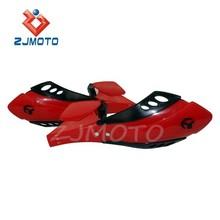 """ZJMOTO Motorcycle Motocross Dirt Bike 7/8"""" Handlebar Hand Guards Handguards 1"""" Motorcycle Hand guard Protection"""