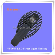 High Quality Die Casting Aluminum 40W-70W Outdoor Light LED Street Lamp Housing