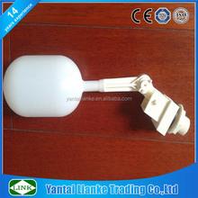 low pressure 1 inch small water tank mini plastic float ball valve