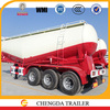 good performance bulk cement truck trailer with direct sale prices