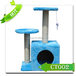 Wholesale Pet Products Cat Tree Cat scratching post From Factory Directly