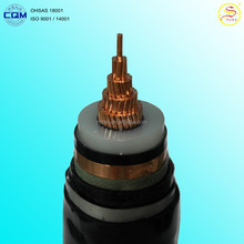 Types Of Armored Cable XLPE Insulated and PVC Sheathed
