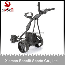 High quality factory price ultra caddy golf trolley