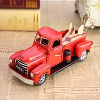Wholesale Metal Craft Antique Car Toys