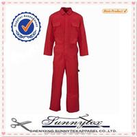 Sunnytex Cheap Comfortable 2014 Factory Uniform Ultima Coverall Workwear