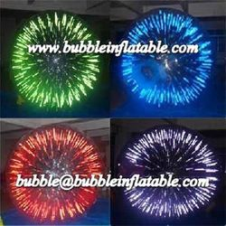 thrilling human bowling ball for sale/PVC snowfield zorb ball