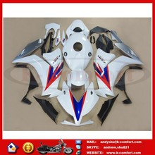 KCM412 Cheaper Fairings For Motorcycle Fairing Kit ABS Plastic Materials Motorcycle Fairing Part For CBR1000RR 2008-2011 Afterma