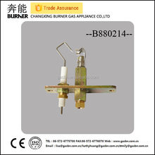 Commercial Natural/LP Gas Pilot Burner/gas grill parts B880214