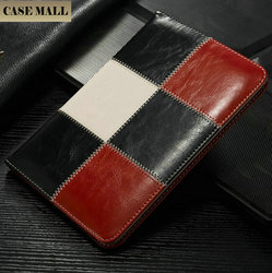 For ipad mini stand folding smart cover pu case