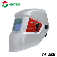 CE EN175 UV/IR Protection DIN9-13 Custom Light Welding Helmet Auto Darkening