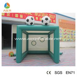 Inflatable football gate ,gate mini footballs inflatable soccer gate
