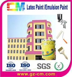 Exterior paint- UV water proof external wall latex paint