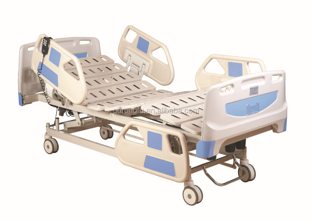 Buy Used Hospital Bed With Rail