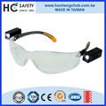 As NZS 1337 montura ANSI y CE gafas de seguridad